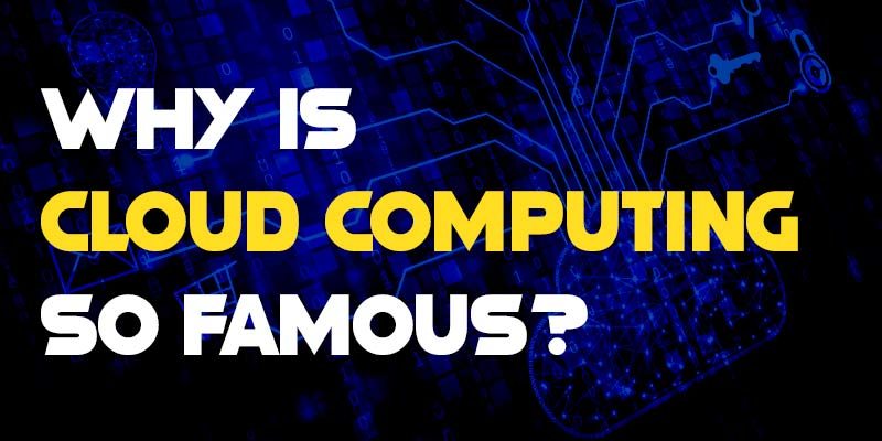 Why is Cloud Computing so famous